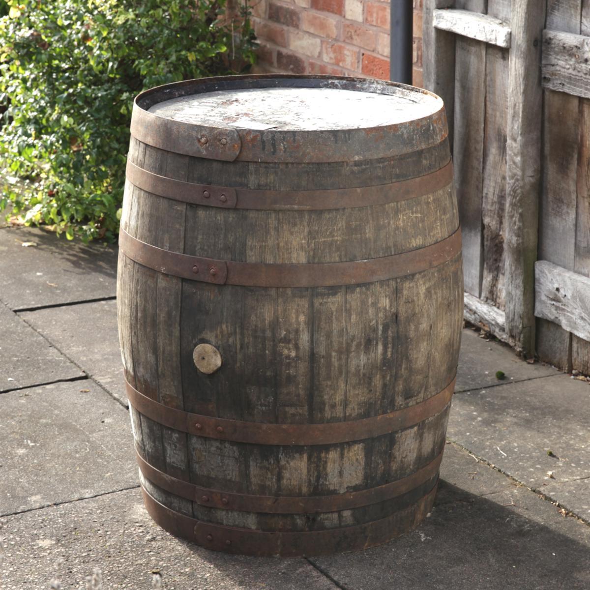 Old Oak Barrel Woodberry