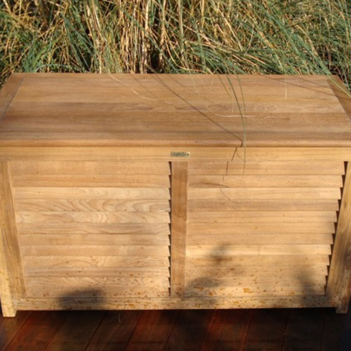 You may also need & Teak Outdoor Storage Box | Woodberry