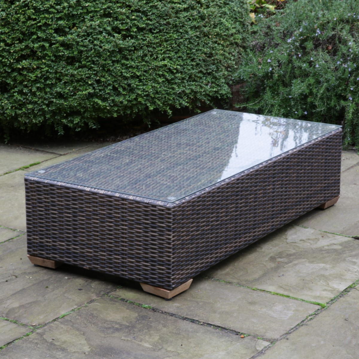 Rattan Auckland Coffee Table