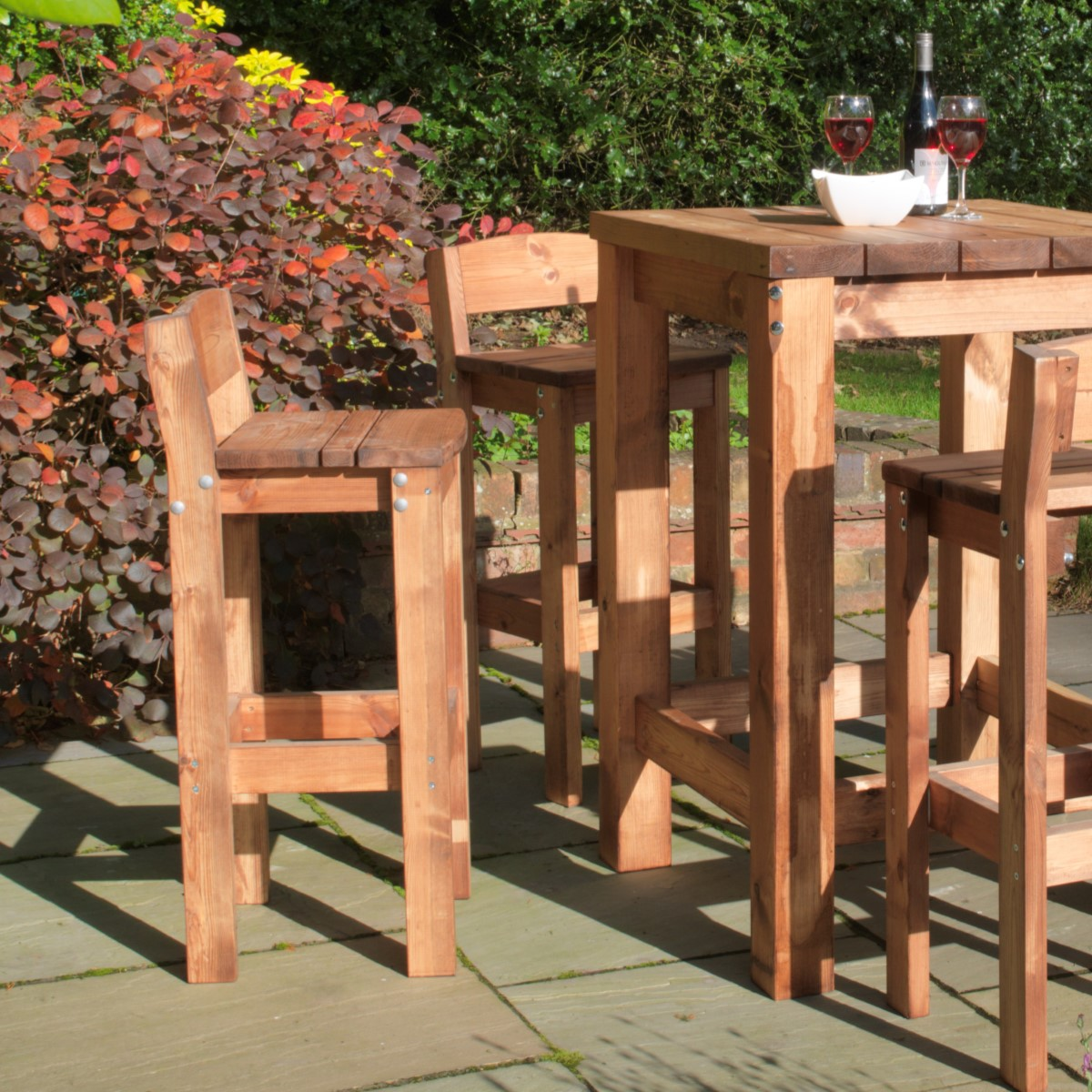 Cool Square Poseur Table Pine Bar Chair Set Caraccident5 Cool Chair Designs And Ideas Caraccident5Info