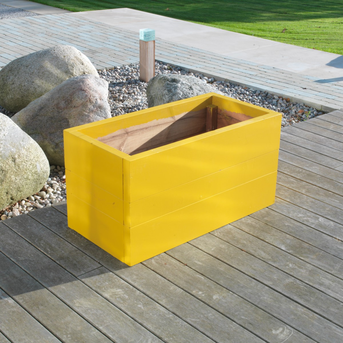 garden water planter troughs beds this trough as planters look raised steal pin gardenista