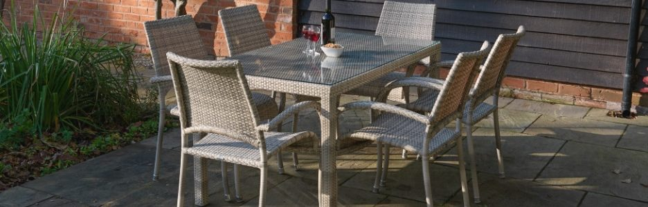 How To Clean Synthetic Rattan Outdoor Furniture Woodberry