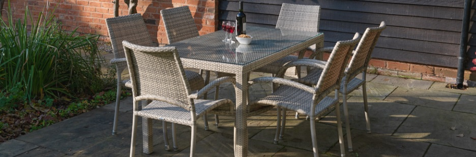 Rattan Outdoor Furniture for Hotels