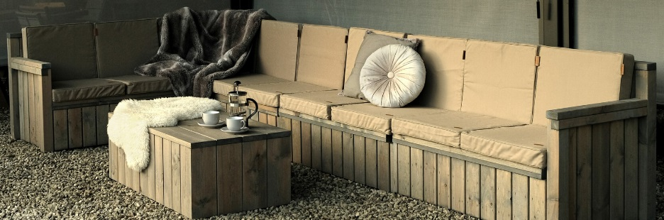 Outdoor Sofas for Hotels