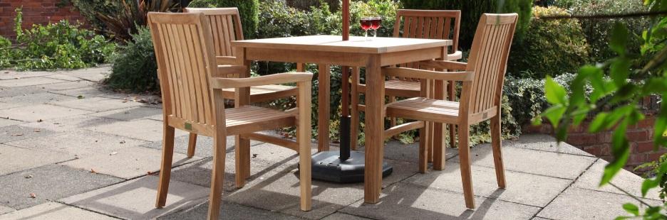 Teak Dining Furniture for Pubs