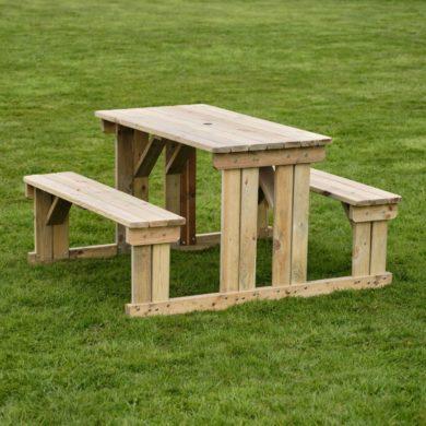 Ashow Range Picnic Tables