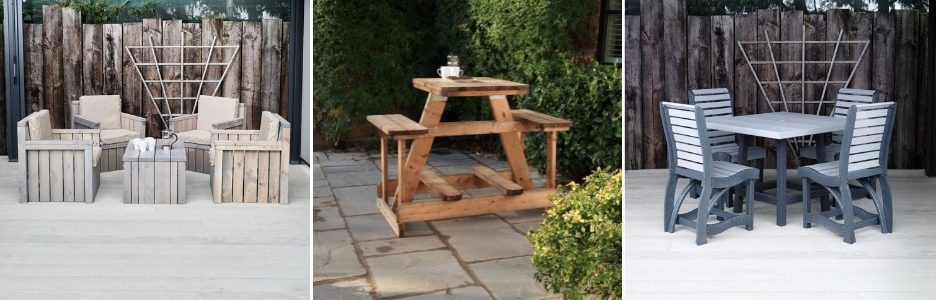 commercial outdoor furniture offers